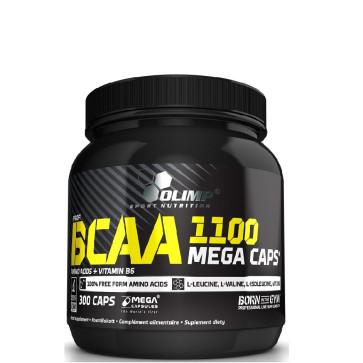 OLIMP BCAA 1100 MEGA CAPS ® - 300 KAPSUŁEK