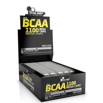 OLIMP BCAA 1100 MEGA CAPS ® - BLISTER 30 KAPSUŁEK
