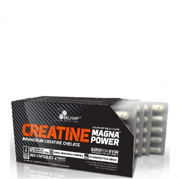 OLIMP CREATINE MEGNA POWER BLISTER - 30 KAPSUŁEK