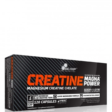 OLIMP CREATINE MAGNA POWER - 120 KAPSUŁEK