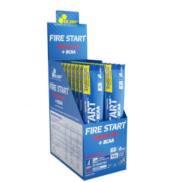 OLIMP FIRE START ENERGY GEL + BCAA 36g