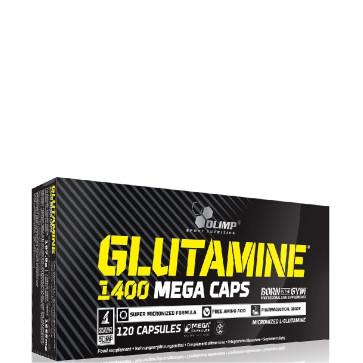 OLIMP GLUTAMINE MEGA CAPS ® - 120 KAPSUŁEK