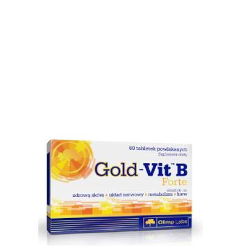 OLIMP GOLD VIT.B FORTE - 60 TABLETEK