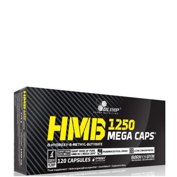 OLIMP HMB MEGA CAPS 1250 120 KAPSUŁEK