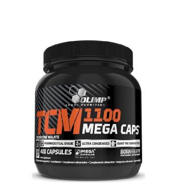 OLIMP TCM 1100 MEGA CAPS ® (JABŁCZAN KREATYNY) 400 KAPSUŁEK