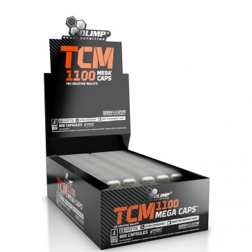 OLIMP TCM 1100 MEGA CAPS ® (JABŁCZAN KERATYNY) - BLISTER 30 KAPSUŁEK