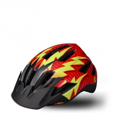 KASK ROWEROWY SPECIALIZED SHUFFLE LED MIPS CHILD RED