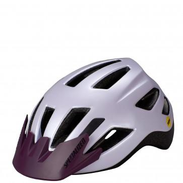 KASK ROWEROWY SPECIALIZED SHUFFLE CHILD LED MIPS FIOLETOWY