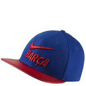 CZAPKA NIKE PRO FC BARCELONA 916568-455