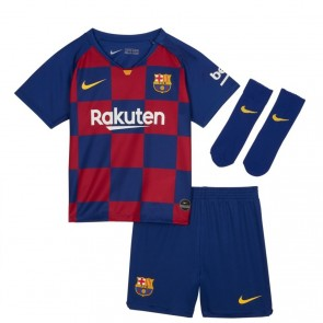 KOSZULKA I SZORTY NIKE - KOMPLET FC BARCELONA AO3072-456