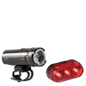 LAMPA ROWEROWA BONTRAGER ION 120 FLARE SET - KOMPLET