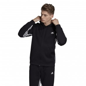 BLUZA MĘSKA ADIDAS MUST HAVES 3-STRIPES DX7657