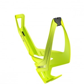 KOSZYK BIDONU ELITE CANNIBAL XC YELLOW FLUO BLACK