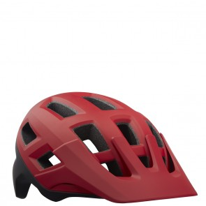 KASK ROWEROWY LAZER COYOTE MATTE RED BLACK