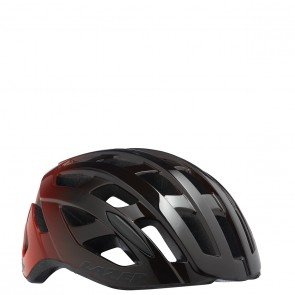 KASK ROWEROWY LAZER TONIC CE BLACK ORANGE