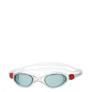 OKULARKI SPEEDO FUTURA PLUS RED/SMOKE