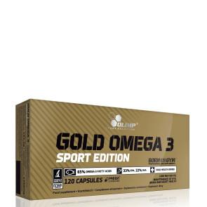 OLIMP GOLD OMEGA 3 - SPORT EDITION - 120 KAPSUŁEK