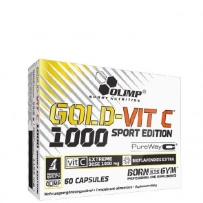 OLIMP GOLD-VIT C 1000 SPORT EDITION 60 kaps.