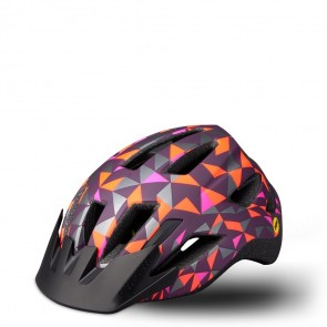 KASK ROWEROWY SPECIALIZED SHUFFLE LED MIPS CAST BERRY GEO CHILD