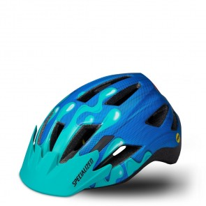 KASK ROWEROWY SPECIALIZED SHUFFLE LED MIPS BLUE YOUTH