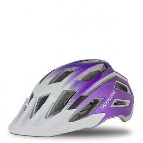 KASK ROWEROWY SPECIALIZED TACTIC 3 FIOLETOWY